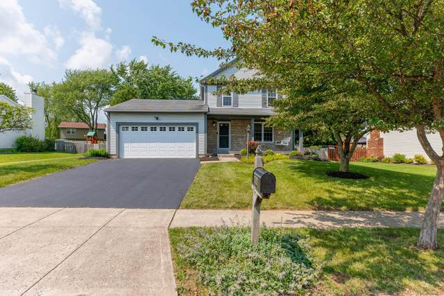 464 Stonebridge Boulevard, Pickerington, OH 43147 (MLS #221026223) :: Berkshire Hathaway HomeServices Crager Tobin Real Estate
