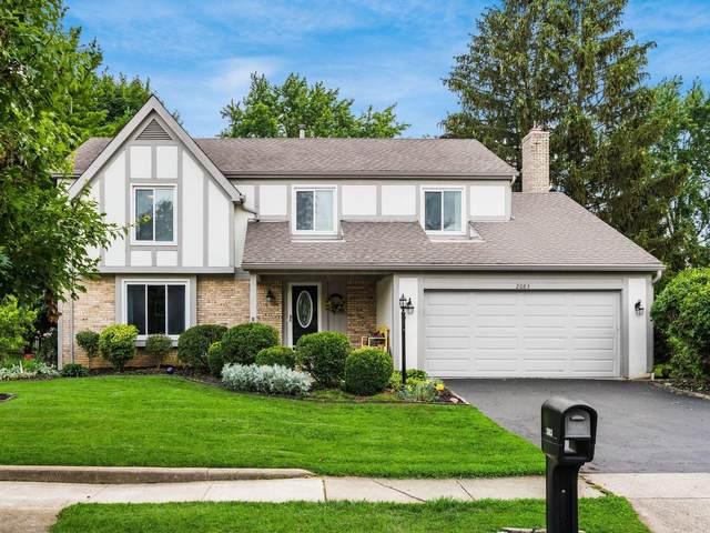2083 Stancrest Road, Dublin, OH 43016 (MLS #221026246) :: Signature Real Estate
