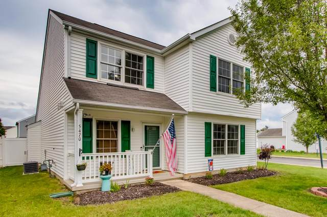 5470 Lanterns Way, Orient, OH 43146 (MLS #221026276) :: 3 Degrees Realty
