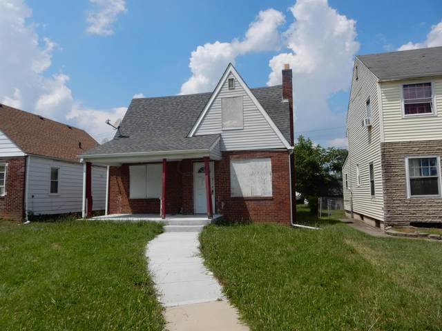 1468 E Whittier Street, Columbus, OH 43206 (MLS #221026282) :: CARLETON REALTY