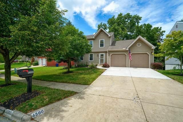 4500 Village Park Drive, Columbus, OH 43228 (MLS #221026309) :: Berkshire Hathaway HomeServices Crager Tobin Real Estate