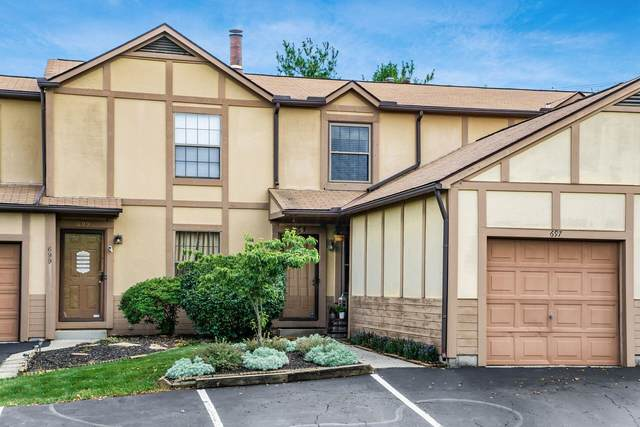 697 Alta View Court #23, Worthington, OH 43085 (MLS #221026325) :: Signature Real Estate