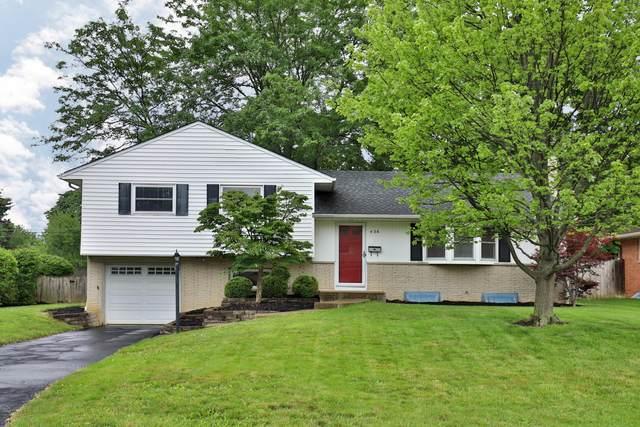 436 Ridgedale Drive N, Worthington, OH 43085 (MLS #221026342) :: Berkshire Hathaway HomeServices Crager Tobin Real Estate