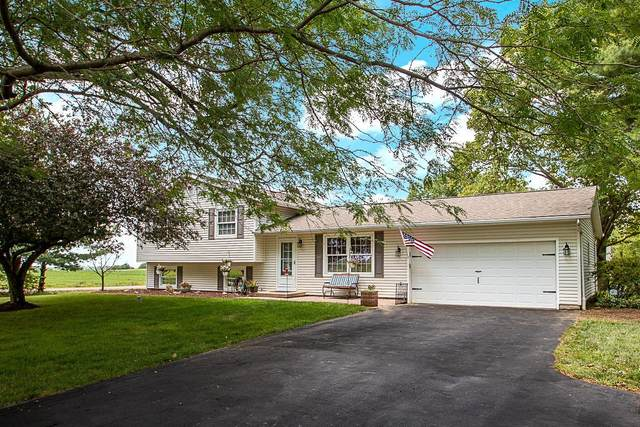 8668 W Bowling Green Lane NW, Lancaster, OH 43130 (MLS #221026355) :: Berkshire Hathaway HomeServices Crager Tobin Real Estate