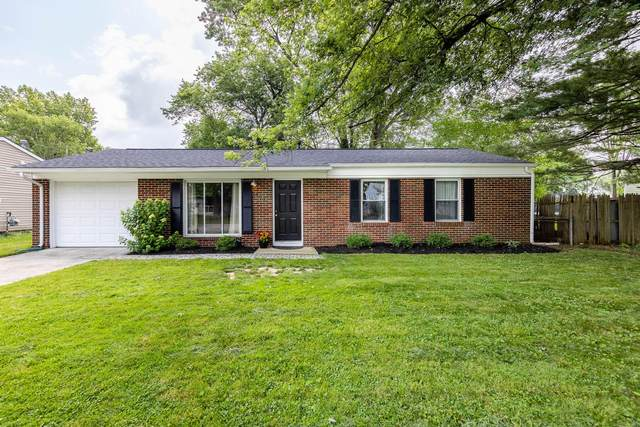 108 Crown Hill Court, Columbus, OH 43230 (MLS #221026378) :: Berkshire Hathaway HomeServices Crager Tobin Real Estate