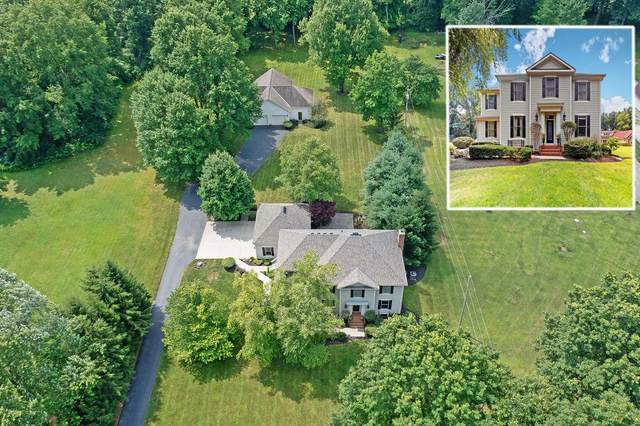 11760 Woodtown Road, Galena, OH 43021 (MLS #221026392) :: Berkshire Hathaway HomeServices Crager Tobin Real Estate