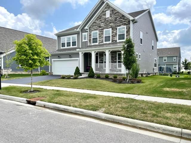 5610 Ballantrae Woods Drive, Dublin, OH 43016 (MLS #221026400) :: Berkshire Hathaway HomeServices Crager Tobin Real Estate