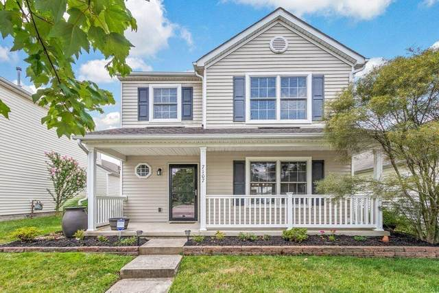 7107 Reynolds Crossing Drive, Reynoldsburg, OH 43068 (MLS #221026412) :: Signature Real Estate