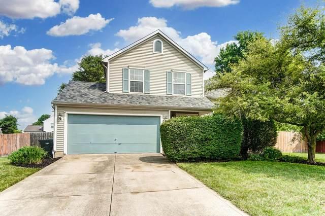 3348 Havencroft Court, Reynoldsburg, OH 43068 (MLS #221026415) :: Berkshire Hathaway HomeServices Crager Tobin Real Estate