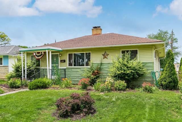 163 Postle Boulevard, Columbus, OH 43228 (MLS #221026421) :: Berkshire Hathaway HomeServices Crager Tobin Real Estate