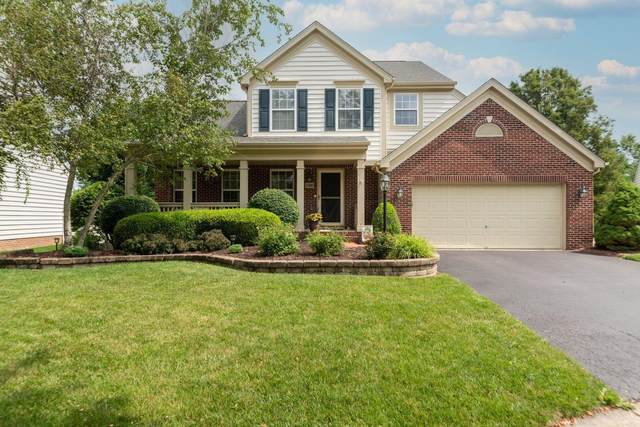 1300 Totten Drive, New Albany, OH 43054 (MLS #221026425) :: Berkshire Hathaway HomeServices Crager Tobin Real Estate