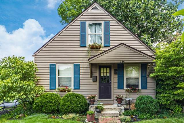 334 Rosslyn Avenue, Columbus, OH 43214 (MLS #221026432) :: The Raines Group