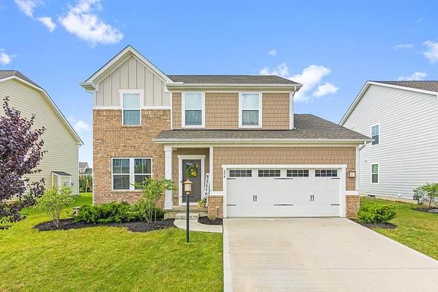 274 Ensigns Lane, Lewis Center, OH 43035 (MLS #221026435) :: Berkshire Hathaway HomeServices Crager Tobin Real Estate