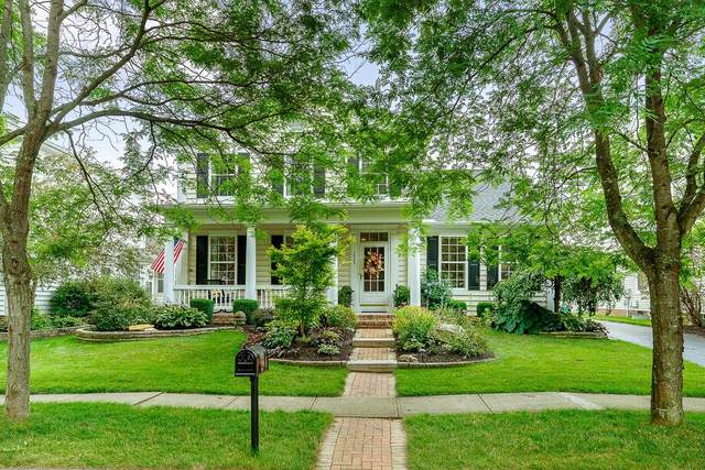 5028 Cloudberry Pass, New Albany, OH 43054 (MLS #221026436) :: RE/MAX ONE