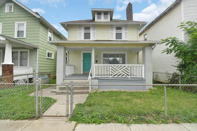 897 Bellows Avenue, Columbus, OH 43223 (MLS #221026465) :: Berkshire Hathaway HomeServices Crager Tobin Real Estate