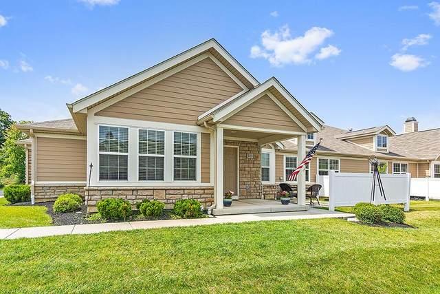 3483 Birkland Circle, Lewis Center, OH 43035 (MLS #221026476) :: CARLETON REALTY