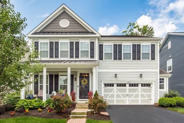 1341 Leesland Drive, Westerville, OH 43081 (MLS #221026481) :: Signature Real Estate