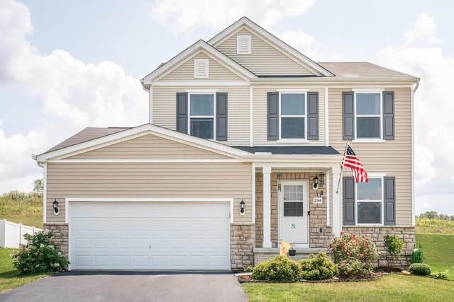 2144 Greencrest Way, Lancaster, OH 43130 (MLS #221026508) :: Jamie Maze Real Estate Group