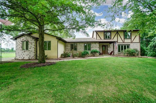3550 Liberty Road, Delaware, OH 43015 (MLS #221026519) :: The Raines Group