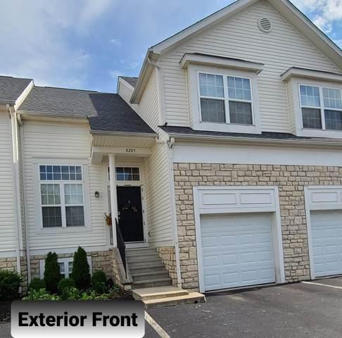 8205 Deering Oaks Drive, Blacklick, OH 43004 (MLS #221026535) :: MORE Ohio