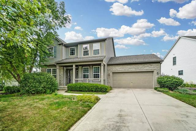 3299 Royal Dornoch Circle, Delaware, OH 43015 (MLS #221026547) :: The Raines Group