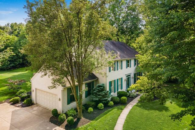6082 Weathered Oak Court, Westerville, OH 43082 (MLS #221026581) :: Berkshire Hathaway HomeServices Crager Tobin Real Estate