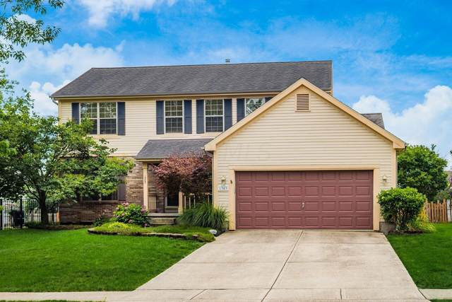 1303 Wild Horse Drive, Grove City, OH 43123 (MLS #221026621) :: Berkshire Hathaway HomeServices Crager Tobin Real Estate