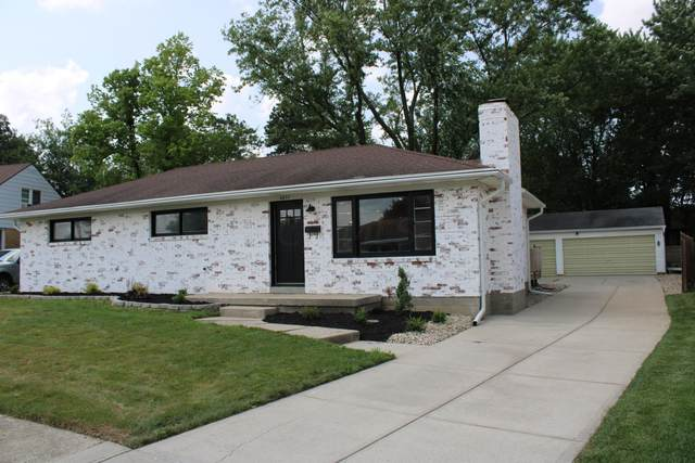 2633 Casey Drive, Springfield, OH 45503 (MLS #221026631) :: CARLETON REALTY