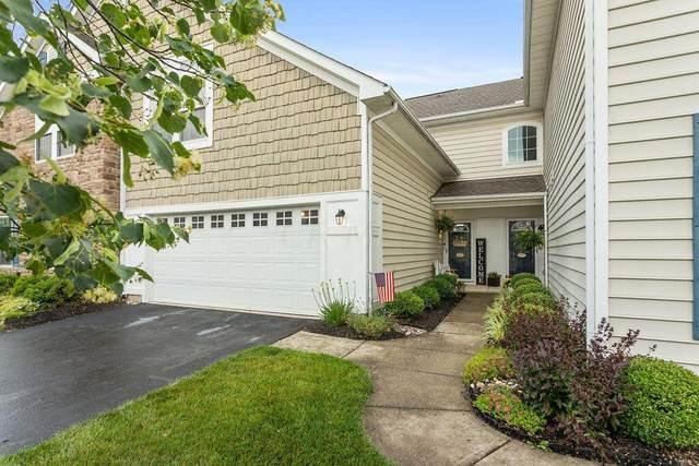 4489 Newport Loop E, Grove City, OH 43123 (MLS #221026646) :: Berkshire Hathaway HomeServices Crager Tobin Real Estate
