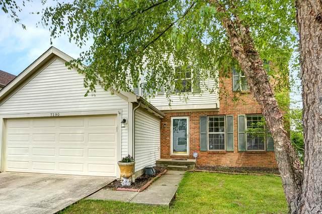 7290 Candlestone Drive, Reynoldsburg, OH 43068 (MLS #221026663) :: Berkshire Hathaway HomeServices Crager Tobin Real Estate