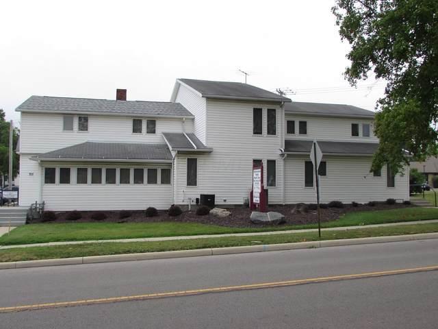 701 N Madriver Street, Bellefontaine, OH 43311 (MLS #221026669) :: RE/MAX Metro Plus