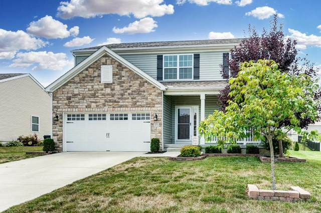 373 Rolling Acre Drive, Lithopolis, OH 43136 (MLS #221026685) :: The Tobias Real Estate Group