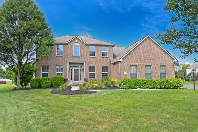 7804 Talon Circle, Westerville, OH 43082 (MLS #221026699) :: Berkshire Hathaway HomeServices Crager Tobin Real Estate