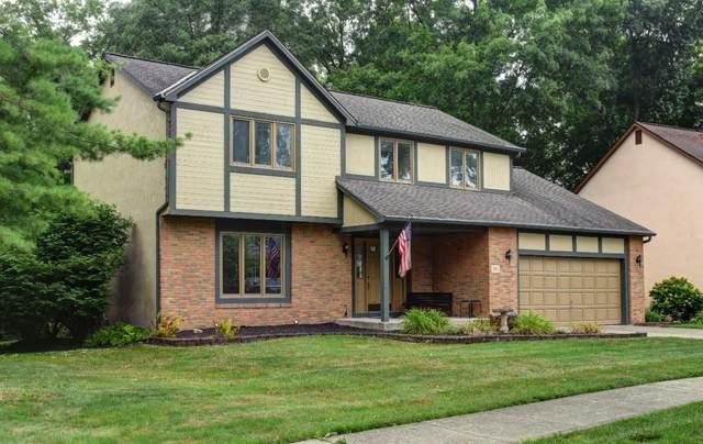 581 Brightstone Drive, Reynoldsburg, OH 43068 (MLS #221026751) :: Sam Miller Team