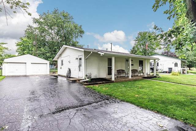 192 Saratoga Drive, Johnstown, OH 43031 (MLS #221026799) :: 3 Degrees Realty