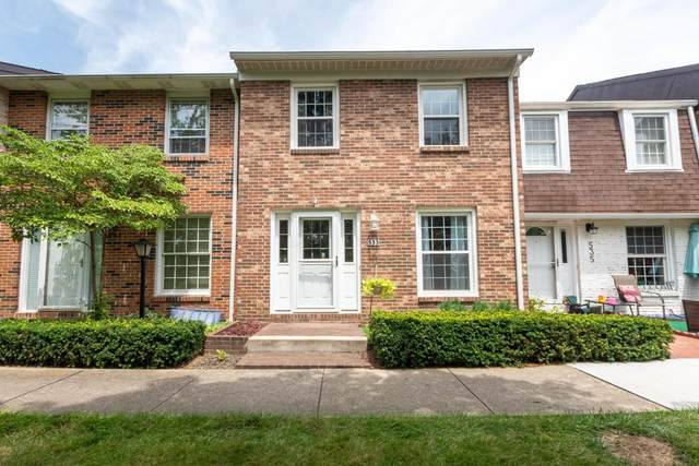533 Clairbrook Avenue, Columbus, OH 43228 (MLS #221026812) :: 3 Degrees Realty
