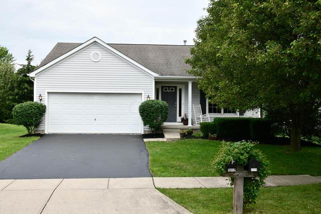 1212 Valley Drive, Marysville, OH 43040 (MLS #221026818) :: 3 Degrees Realty
