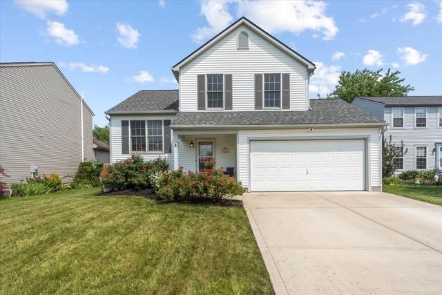 1322 Tarragon Drive, Marysville, OH 43040 (MLS #221026822) :: 3 Degrees Realty