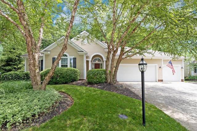 5671 Mosaic Way, Westerville, OH 43082 (MLS #221026831) :: Berkshire Hathaway HomeServices Crager Tobin Real Estate