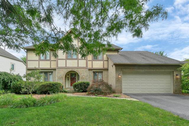 5397 Adventure Drive, Dublin, OH 43017 (MLS #221026856) :: Berkshire Hathaway HomeServices Crager Tobin Real Estate