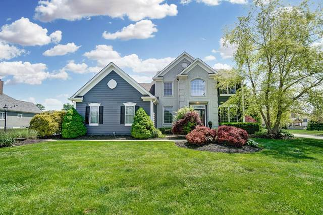 9349 Gibson Drive, Powell, OH 43065 (MLS #221026857) :: Greg & Desiree Goodrich | Brokered by Exp