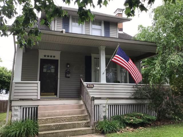 838 Locust Avenue, Zanesville, OH 43701 (MLS #221026899) :: Core Ohio Realty Advisors