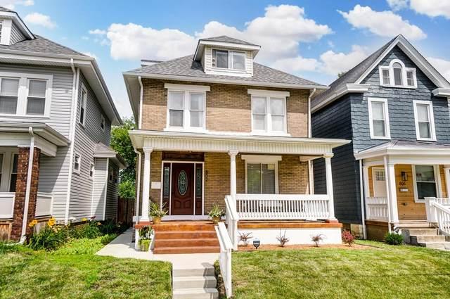802 S Champion Avenue, Columbus, OH 43206 (MLS #221026919) :: Signature Real Estate