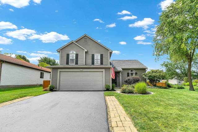 55 Butterfield Lane, Powell, OH 43065 (MLS #221027001) :: MORE Ohio