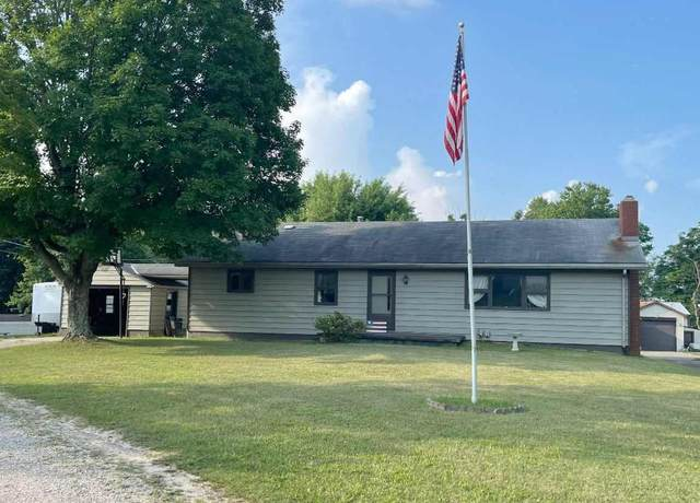 2930 S Pleasant Grove Road, Zanesville, OH 43701 (MLS #221027008) :: The Holden Agency