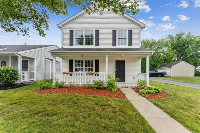 6143 Federalist Drive, Galloway, OH 43119 (MLS #221027012) :: 3 Degrees Realty