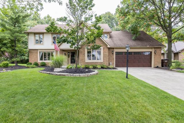 326 Olentangy Ridge Place, Powell, OH 43065 (MLS #221027034) :: The Raines Group