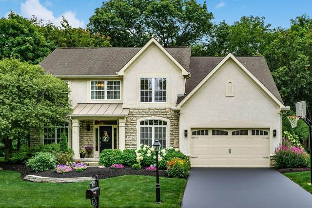 455 Ashmoore Court, Powell, OH 43065 (MLS #221027041) :: 3 Degrees Realty