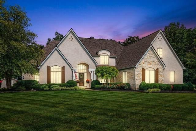 3567 Darby Knolls Boulevard, Hilliard, OH 43026 (MLS #221027044) :: Greg & Desiree Goodrich | Brokered by Exp