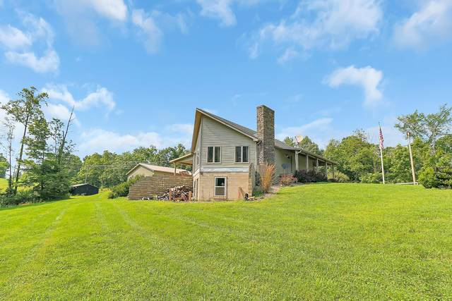 10775 Oak Grove Road, Cumberland, OH 43732 (MLS #221027087) :: The Holden Agency